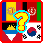 Whose Flag Is It? All country in the world icon