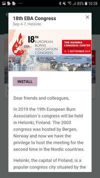 Congress Care - Meeting App screenshot 2