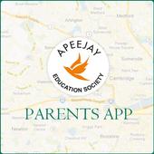 APEEJAY School Parents App icon