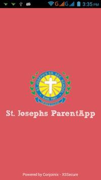 St Joseph School ParentApp poster