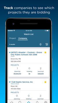 ConstructConnect for Contractors ảnh chụp màn hình 1