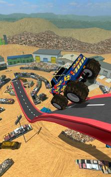 Construction Ramp Jumping screenshot 22