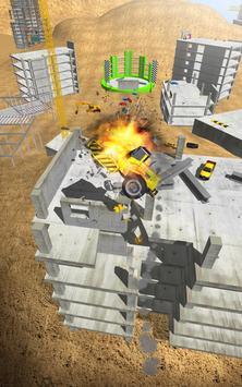 Construction Ramp Jumping screenshot 13