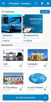 Consume Local screenshot 1