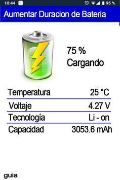 Aumentar duración de la batería del celular - guía screenshot 3
