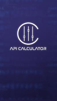 API Calculator poster