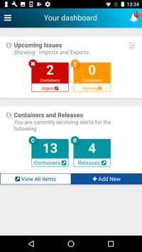 LiveTracker @ Containerchain screenshot 1