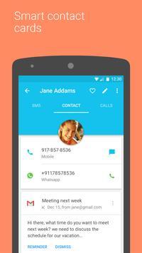 Contacts+ | Contatos+ imagem de tela 5