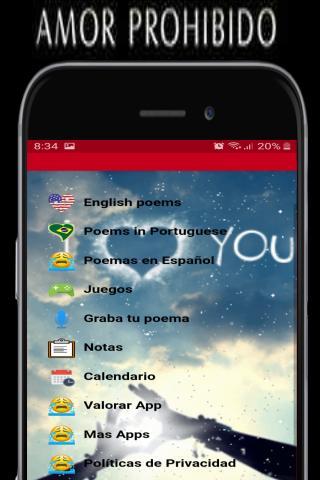 Frases De Amor Proibido Grátis Para Android Apk Baixar