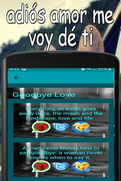phrases to say goodbye for free screenshot 19