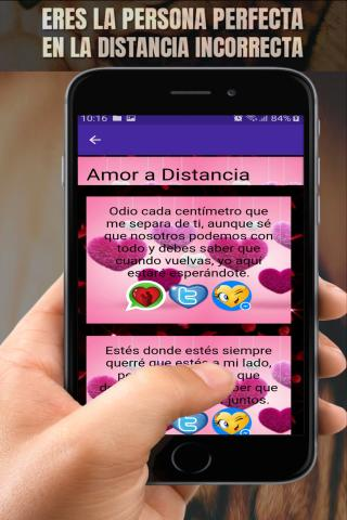 Frases Para Un Amor A Distancia для андроид скачать Apk