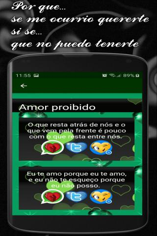 Frases Para Un Amor Prohibido Gratis для андроид скачать Apk