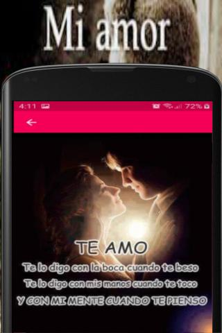 Perdoname Amor Mio Frases Poemas De Amor Gratis для андроид