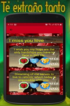 i miss you so much love for free screenshot 10