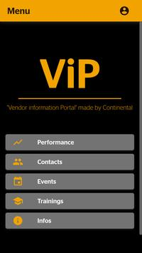 Continental ViP screenshot 4