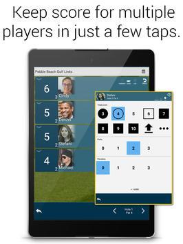 Golf GPS Rangefinder: Golf Pad screenshot 10