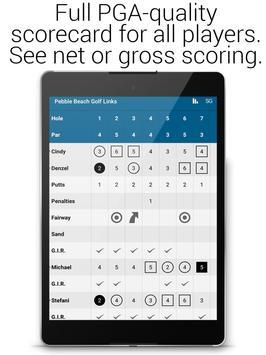 Golf GPS Rangefinder: Golf Pad screenshot 12