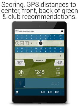 Golf GPS Rangefinder: Golf Pad screenshot 13