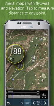 Golf GPS Rangefinder: Golf Pad screenshot 1