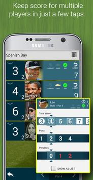 Golf GPS Rangefinder: Golf Pad screenshot 5