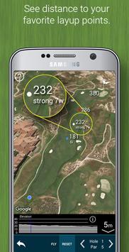 Golf GPS Rangefinder: Golf Pad screenshot 7