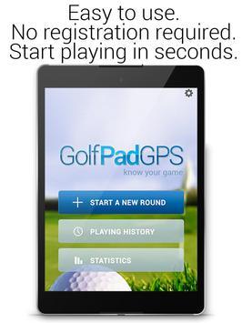 Golf GPS Rangefinder: Golf Pad screenshot 8