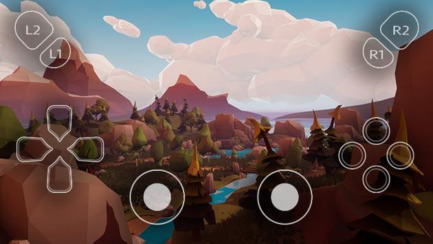 Ps4 Controller Android screenshot 1