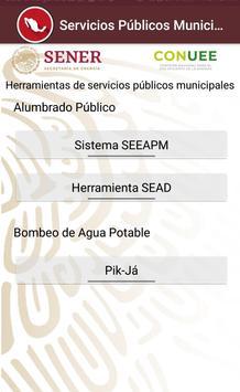 Servicios Públicos Municipales screenshot 4