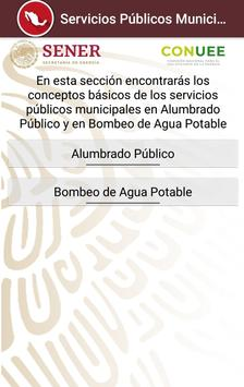 Servicios Públicos Municipales screenshot 3