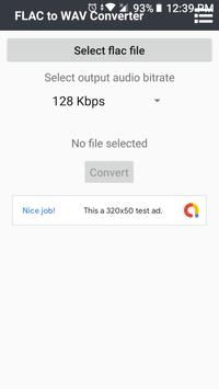FLAC to WAV Converter for Android - APK Download