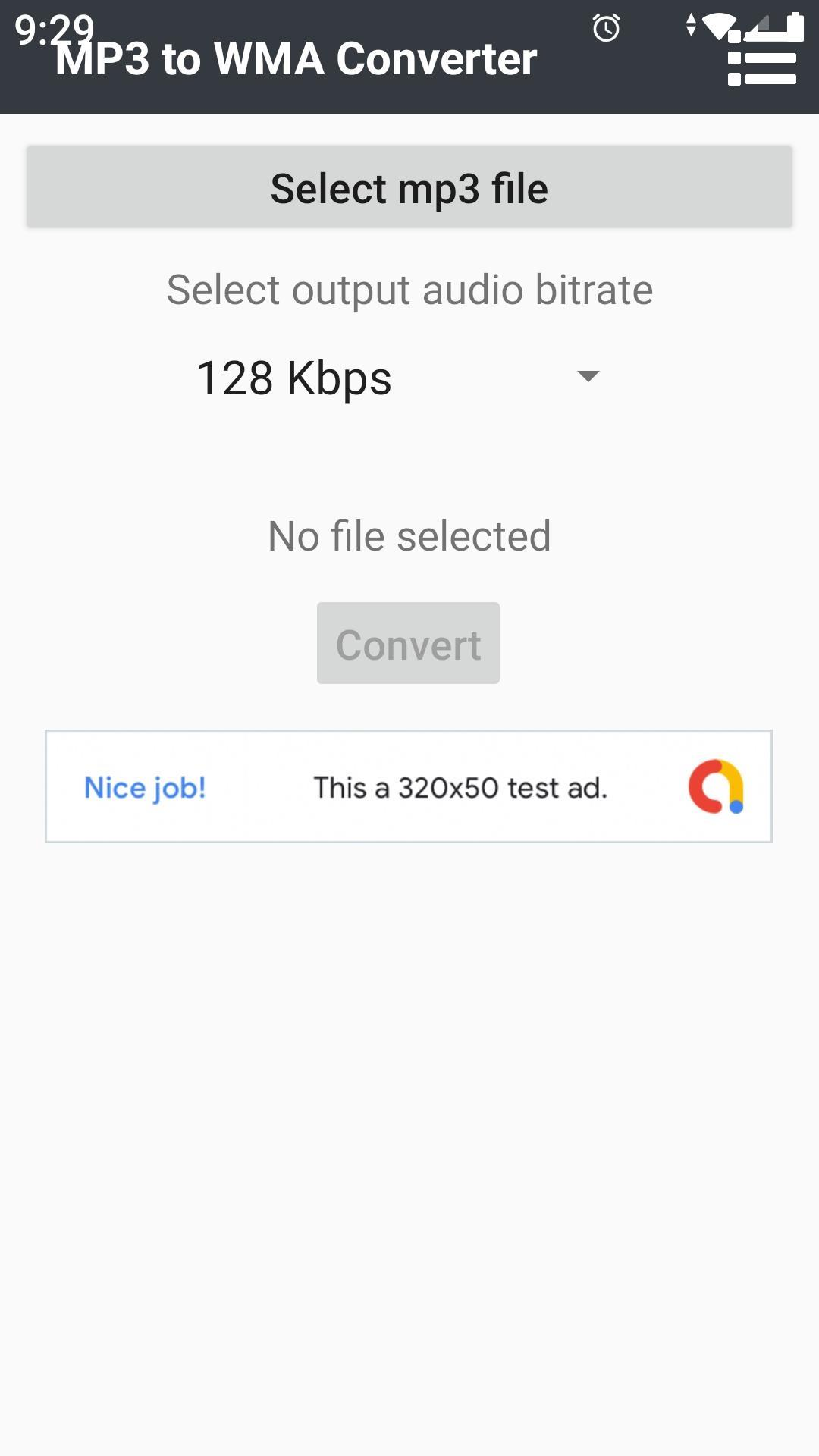 MP3 to WMA Converter for Android - APK Download
