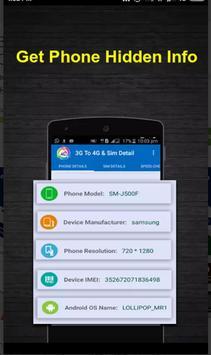 Panduan CARA rubah convert Sinyal 3G Ke 4G screenshot 1