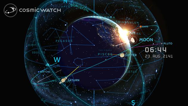 COSMIC WATCH: Time and Space screenshot 11