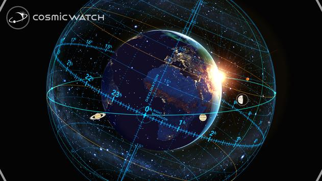 COSMIC WATCH: Time and Space screenshot 14