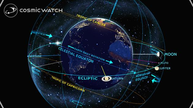 COSMIC WATCH: Time and Space screenshot 4