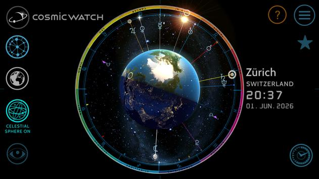 COSMIC WATCH: Time and Space screenshot 6