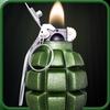 Virtual lighter. icon