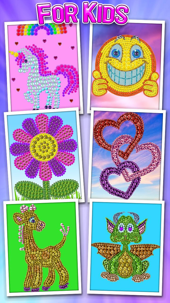 Magic Coloring Coloring Pages Color By Number For Android