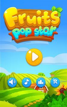 Fruits Pop Star screenshot 14