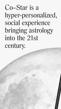 Co–Star Personalized Astrology poster