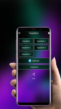 CarpeDiem screenshot 1