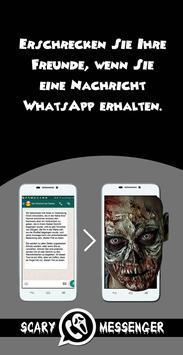 Scary Messenger - Prank Game Screenshot 1