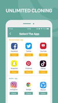 Dual App screenshot 2