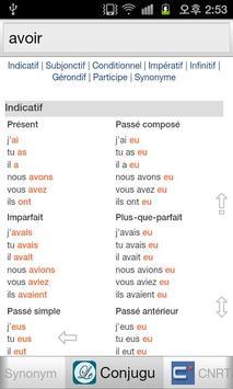 Dictionnaires Français screenshot 3
