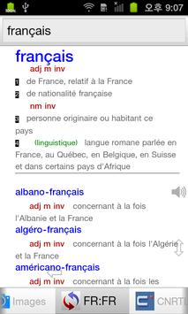 All仏語辞書, French ⇔ Japanese screenshot 3