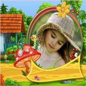Kids Photo Frame icon