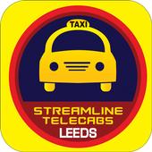 Streamline-Telecabs (Leeds) icon