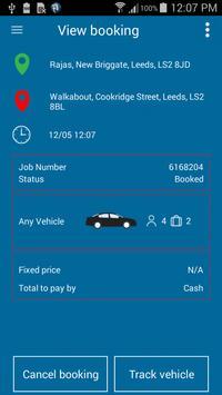 Streamline-Telecabs (Leeds) screenshot 3