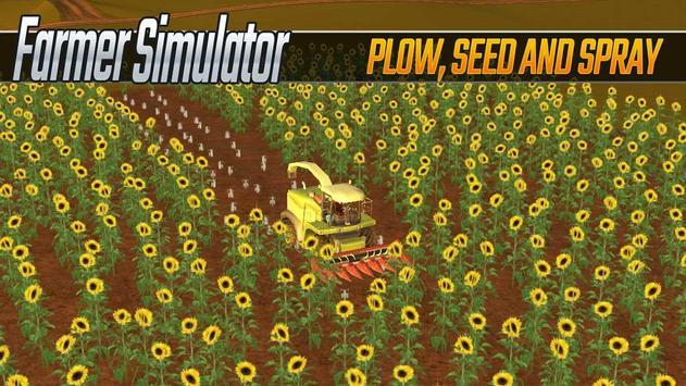 Farmer Simulator 3D screenshot 11