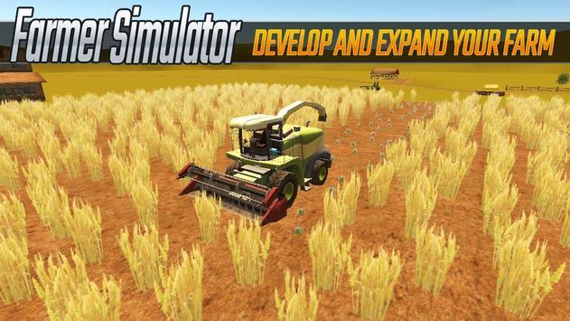 Farmer Simulator 3D screenshot 3